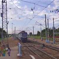 поезд на Москву, Лесной Городок