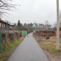 Вид на улицу Кирова, Ликино-Дулево