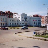 Здание городской администрации  /  Municipal Administration Building, Лобня