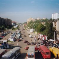 Привокзальная площадь  /  Privokzalnaya Square, Лобня