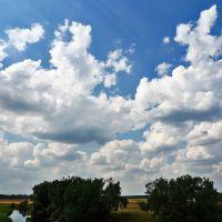 Облака / Clouds, Лосино-Петровский