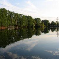 Гладь на Новинском пруду, Лосино-Петровский