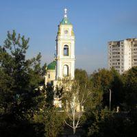 Никольская церковь, Лосино-Петровский