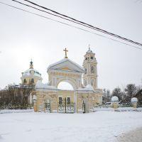 Собор Николая Чудотворца, Лосино-Петровский