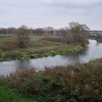 Река Клязьма, Лосино-Петровский