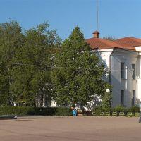 Лотошино, центр города, Лотошино