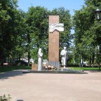 Мемориал погибшим в годы ВОВ / Memorial Victim in days of Second World War, Лотошино