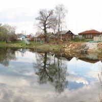 Каменский пруд, Лукино