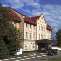 NGKS Main building, Луховицы