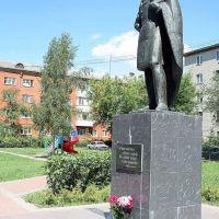 Памятник Александру Сергеевичу Пушкину в Луховицах, Луховицы