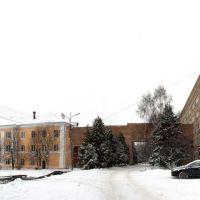 Луховицкая центральная районная больница, Луховицы