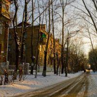 Старый город / The old town, Лыткарино