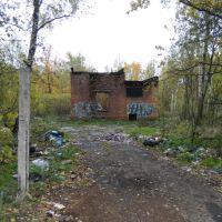 Развалины, Львовский