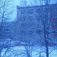 Общежитие, офис LvovkaNET, Львовский