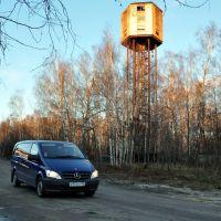 Старая водонапорная башня..., Львовский