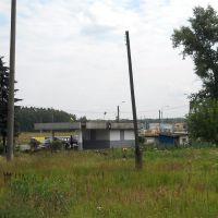 Бывший пост ГАИ, Львовский