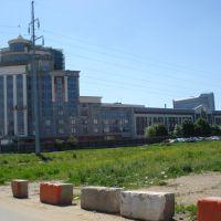 Новое здание Таможенной Академии, Люберцы