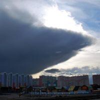 Акула проглотила солнце :), Люберцы