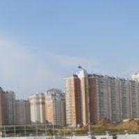 панорама строительства, Люберцы