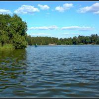 Малаховское озеро, Малаховка