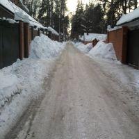 Улица, Малаховка