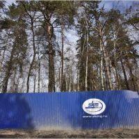 Синий забор, Малаховка