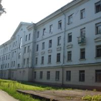Общага, Малаховка