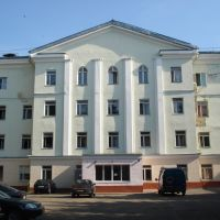 Центральный вход, Малаховка