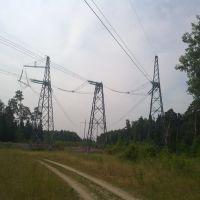 ЛЭП, Михайловское