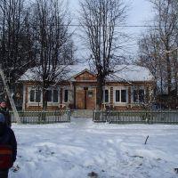 Библиотека, Михнево