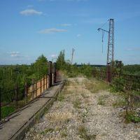 Заброшеный ж/д мост, Михнево