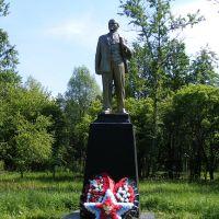 Памятник Ленину, Михнево