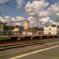 Станция Михнево, Михнево