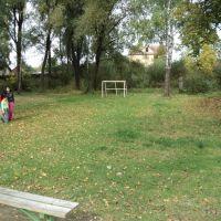 Площадка для мини футбола в Парке Культуры Михнево., Михнево