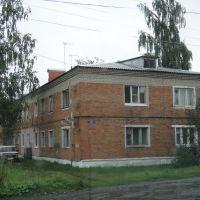 Коричневый дом foto-planeta.com, Михнево