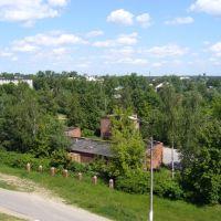 Вид из окна, Михнево