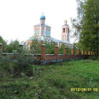 Храм Перображения Господня в Михнево. м, Михнево