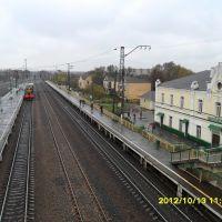 Станция Михнево. м, Михнево