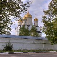 Лужецкий Богородицкий Ферапонтов мужской монастырь, Можайск