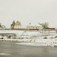 Luzjetsky Monastery / Лужецкий монастырь, Можайск