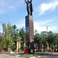 Можайск. Памятник солдатам ВОВ, Можайск
