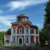 Можайск. Церковь Петра и Павла, Можайск