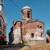 Можайск. Церковь Ахтырской иконы Божией Матери, Можайск
