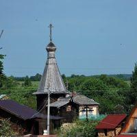 Можайск. Святой источник преподобного Ферапонта в Исавицах, Можайск