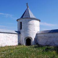 Можайск. Лужецкий Ферапонтов монастырь. Башня, Можайск