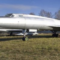 Monino, Central Air Force Museum, Tu-22, Nov-2008, Монино