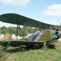 ПО-2, Центральный музей авиации - Central Air Force Museum, Monino, 2005, Монино