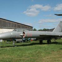 Центральный музей авиации - Central Air Force Museum, Monino, 2005, Монино