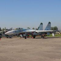 Су - 27, Авиашоу 2007. Один из самых красивых самолетах!, Монино