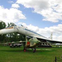 Ту-144 (77106), Монино